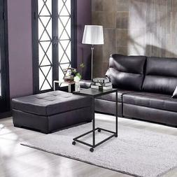 Accent Sofa Bed Side End Table Nightstand Living Room w/ Dra