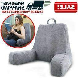 Bed Rest Reading Pillow Large Pregnancy TV Relax Lower Back