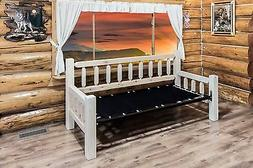 Farmhouse Style Day Beds Amish Made Twin Day Bed Solid Wood