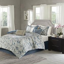 Madison Park Gabby King Size Bed Comforter Set Bed In A Bag