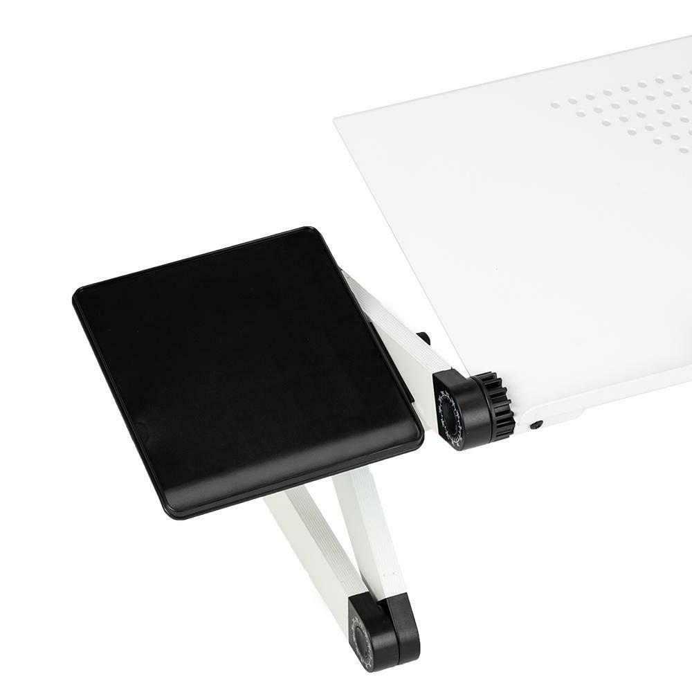 Adjustable Home Portable Folding Laptop Table Computer Stand Tray