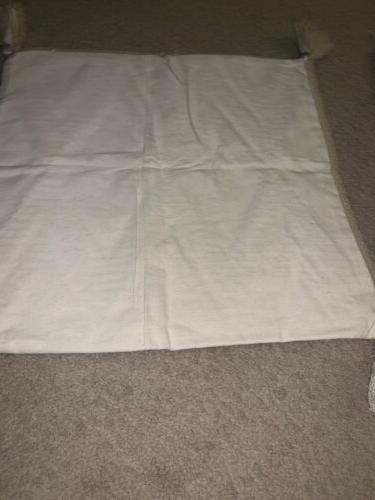 DEZENE Covers Couch Bed Pack 100% Cotton Zip
