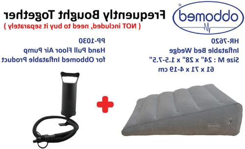 Heavy Inflatable Bed Wedge Surface for T