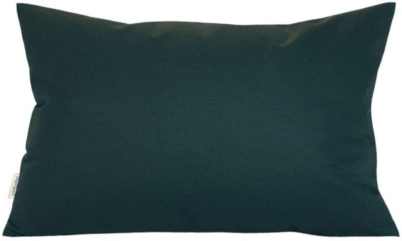 Tangdepot Thick Faux Leather Luxury Pillow Cover Cushion Cas