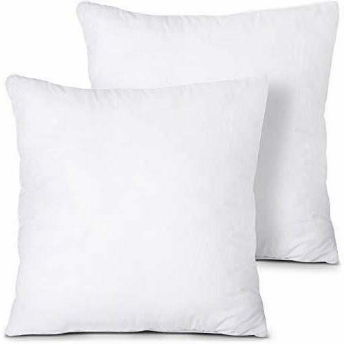 throw pillows insert bed and couch pillows