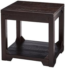 Signature Design by Ashley Rogness Rectangular End Table Rus