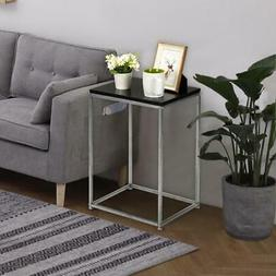 snack table sofa couch coffee end bed