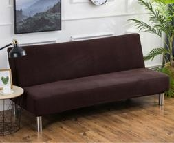 Thick Corn Style Solid Removable Stretch Lounge Covers Sofa