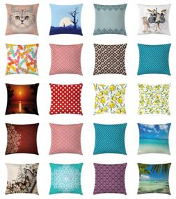 throw pillow by case cushion cover