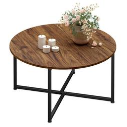 Vintage Coffee Table Sofa Bed Side Accent End Tables Living